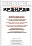 Паспорт на станок Deckel KF2 копировально-фрезерный