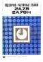 Паспорт на станок 2А78 отделочно-расточной